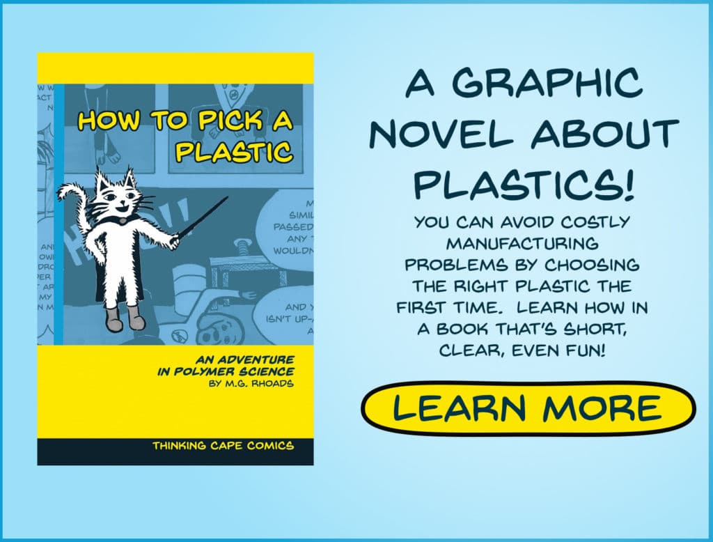 A graphic novel about plastics