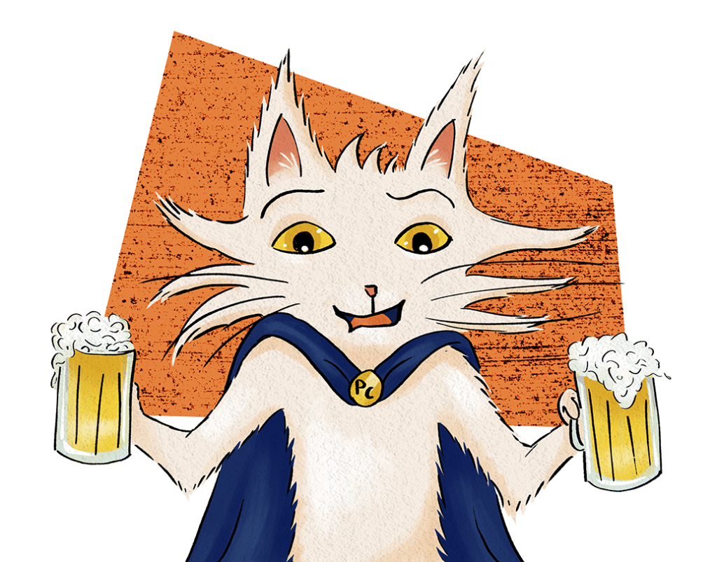 Process Cat's ready to cover the topic over a few beers.